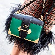 Alligator handbags for sale Best Handbags, Prada Handbags, Handbags On Sale, Fashion Handbags, Fashion Bags, Fashion Accessories, Prada Purses, Prada Bag, Prada Cahier Bag