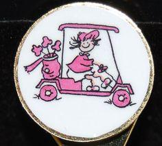 Golf Gals Golf Cart