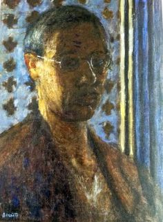 Self Portrait, 1923, Pierre Bonnard