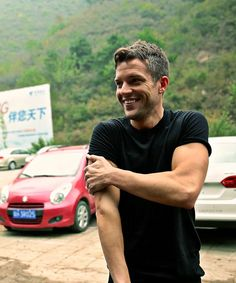 Brandon Flowers..Hello, Mr. Bright-sighed...