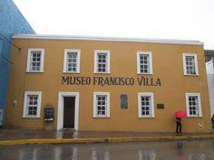 Museo Francisco Villa, Parral