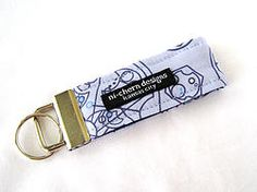 Shopping for the practical #Whovian is easy--who doesn't need a keychain? #GeekGift