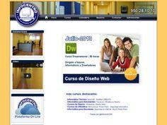 Infocentro es un centro educativo en Almería con cursos presenciales, a distancia y online, entre su oferta formativa cuenta con numerosos certificados profesinales.