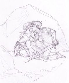 First percebeth kiss!!!
