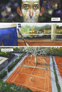 Il fumetto Una storia di Gipi è candidato al premio Strega