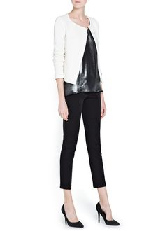 Amazon.com: Mango Women's Biker Style Jacket: Clothing