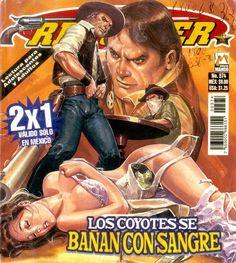 La Ley Del Revolver #574