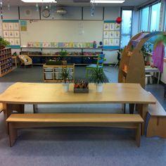 My Reggio inspired classroom.