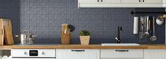 NC229837 - Inkwell Windsor Anthology Pressed Metal, Tiles, Kitchen Cabinets, Windsor, Pepper, Home Decor, Room Tiles, Decoration Home, Room Decor
