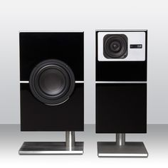 The PS1 Wireless Speaker System. Hi-fi wireless powered speakers with built-in subwoofers.