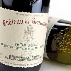 Beaucastel Chateauneuf du Pape Blanc Roussanne Vieilles Vignes 2012