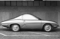 1964 Renault R8 Coupe by Ghia.