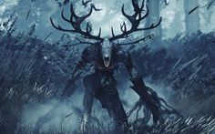 Witcher Leshy
