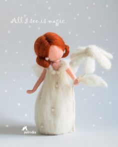 All I see is magic. Handmade with love By Petruška