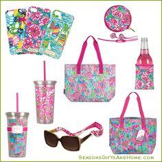 Lilly Pulitzer Spring Break Essentials!