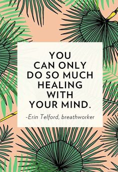 HEALERS podcast :: Getting out of your head and into your body