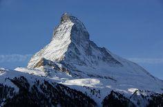 Švajčiarsko. Matterhorn