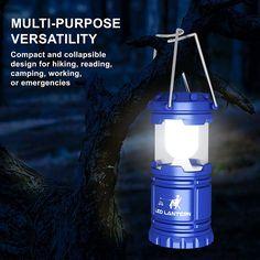 LED Camping Lantern Flashlights