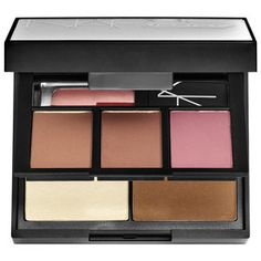 NEW! NOW AVAILABLE! NARS - NARSissist Blush, Contour, And Lip Palette for Spring 2015 #sephora $59.00 This ultra luxe, long awaited and unique palette can be used to give cheeks and lips a shimmery wash of color. Featuring NARS' Laguna bronzing powder, Albatross highlighting blush, THREE NEW Limited-Edition blushes, and Istria lip gloss, it's all encased in a take-anywhere NARSissist mirrored palette.