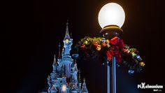 Christmas Castle Lights