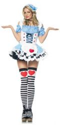 Alice Costume FREE Halloween Costume Ideas Special Report at http://CostumesIdeasForHalloween.com    #2012halloweencostumesideas #costumesideas #halloweencostumes  #alicecostume