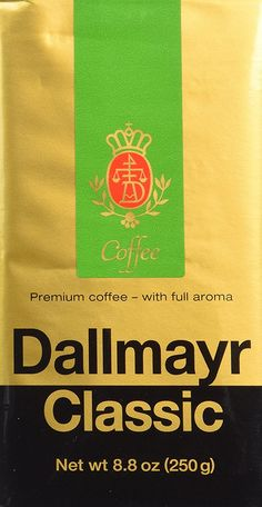 Dallmayr Classic Ground Coffee 250g (4-pack) >>> Be sure to check out this awesome product.