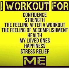 What do you workout for? #fitness #motivation