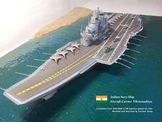 INS Vikramaditya vs INS Viraat vs INS Vikrant|Aircraft carrier in Indian Navy | Aermech.com