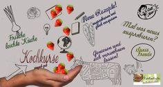 Kochshow 10.12.2015in PDF Aktuelle Flyer: Barcode für Newsletter Barcode für Olaf(s) Kochschule App