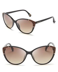 Cat Eye Sunglasses by Michael Kors - Perfect for Summer