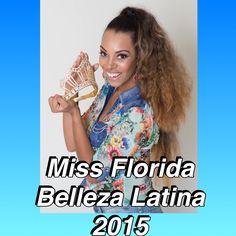 Who will be the next Florida Belleza Latina?? Contact us today!!