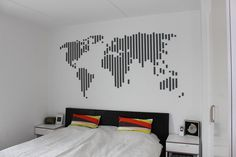 You've Never Seen Wall Art Like This Before via Brit + Co.