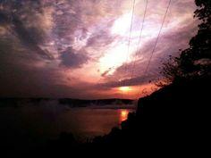 Buongiorno! L'alba ad #Arona ( #Novara #Piedmont #Italy ) #sunrise