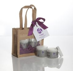Our luxury Hand & Foot Therapy Giveaway http://www.theaskincare.com/competitions/thea-skincare-hands-and-foot-new-year-competition A natural skincare duo set hand and foot care gifts set that comes in a lovely duo set in a natural hessian gift bag.