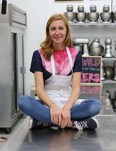 Christina Tosi, Chef, owner and founder of Momofuku Milk Bar