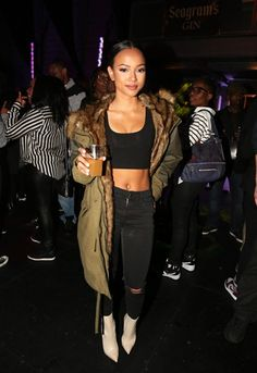 Karrueche Tran bosses NYFW in three looks