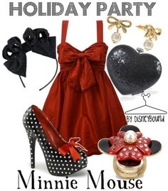Minnie Mouse by Disney Bound