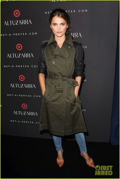 Naomi Watts & Naomie Harris Support the Altuzarra for Target Launch During NYFW