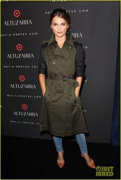 Naomi Watts & Naomie Harris Support the Altuzarra for Target Launch During NYFW