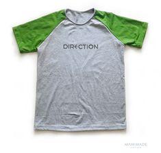 Boy Shirt mit einem Hauch Design-Art oder die Kunst sich auszutoben ohne, dass es jemand bemerkt - mamimade Shirts, Tees, Recycling, Mens Tops, Design, Fashion, Kunst, Moda, T Shirts