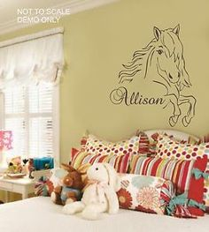horse wall sticker - Google Search