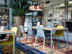SIREN Fabric chair by bogaerts label design Jacob Nitz