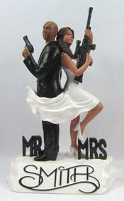 1000+ images about I Do...Again on Pinterest  |Bonnie And Clyde Cakes