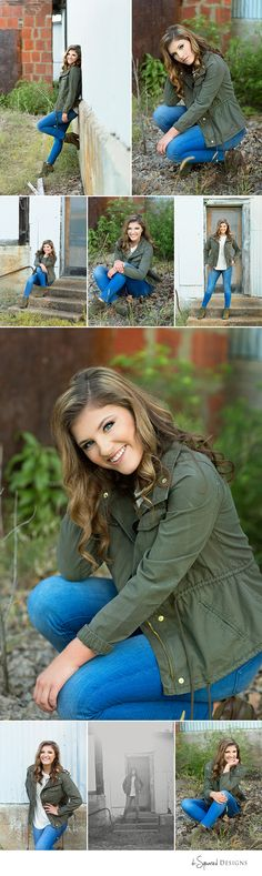 d-Squared Designs St. Louis, MO Senior Photography. Urban grunge senior. Style…