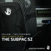Subpac S2 Bass You Can Feel Giveaway  Open to: United States Canada Other Location Ending on: 09/14/2017 Enter for a chance to win the Subpac S2 a completely sold out product that creates bass you can feel ($300 Value). Its a product meant for music lovers and producers. Enter this Giveaway at Ontrack Studios  Enter the Subpac S2 Bass You Can Feel Giveaway on Giveaway Promote.