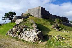 Japanese castles I've visited: #42 Katsuren Castle in Okinawa. I love the castles in Okinawa! ^__^