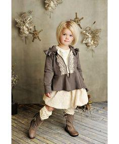 675e29f84ef3 ALALOSHA  VOGUE ENFANTS  Persnickety Clothing Company Fall Winter 2012  Kinder Outfits