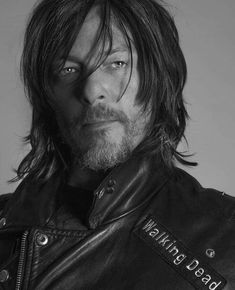 Norman Reedus photographed by Christopher Makos for Italian Vogue Daryl Dixon Walking Dead, Walking Dead Cast, Daryl Twd, Norman Reedus, Norman Bates, Darryl Dixon, Walking Dead Pictures, Falling In Love With Him, Stuff And Thangs
