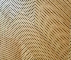 "Finium Konsept - ""Vohg"" (White Oak) wood wall panel"