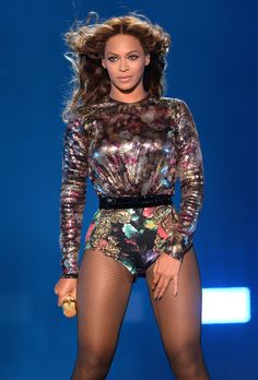 Beyoncé performs during the 'On The Run Tour: Beyonce & Jay-Z' at MetLife Stadium on July 11, 2014 i... - Kevin Mazur/WireImage for Parkwood Entertainment